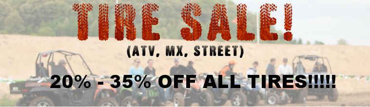 ATV Tire Sale